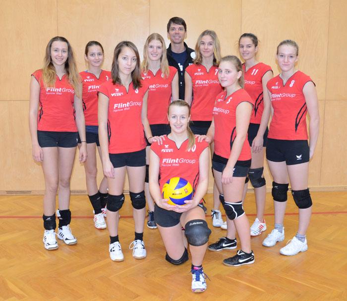 U19 Mädls